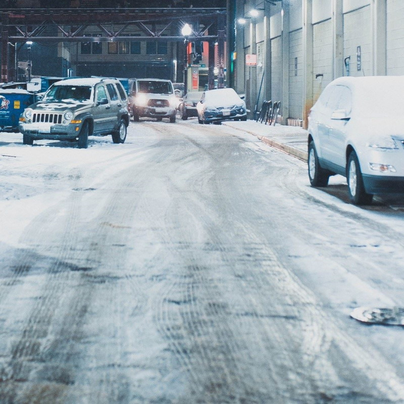 Chicago Winter Accidents
